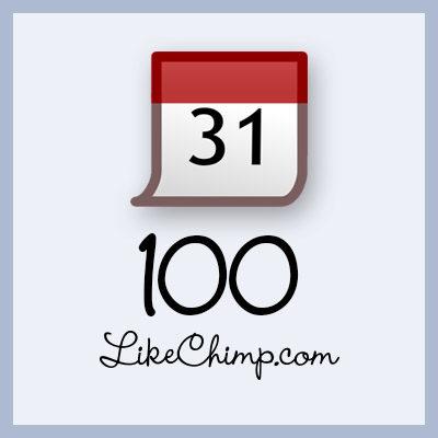 100 Facebook Event Attendees!
